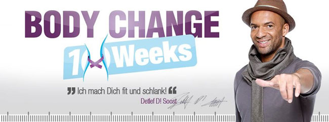 10 Weeks Body Change Gutschein