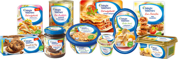 Weight Watchers Lebensmittel